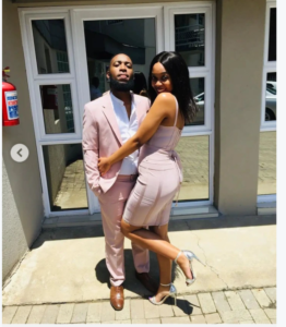 Skeem Saam Pretty Shows Off Her Real Life Boyfriend